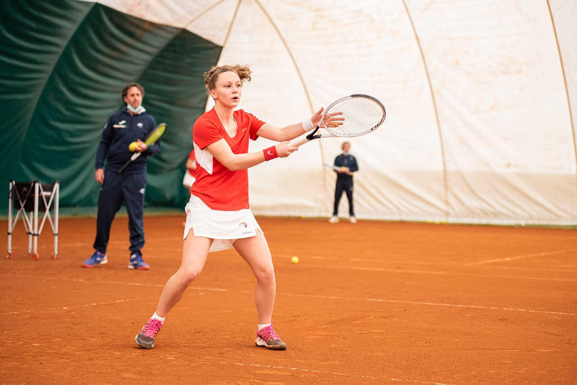 agonistica circolo tennis vicenza